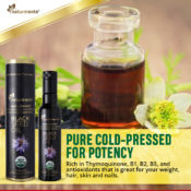 Use black seed oil for potency